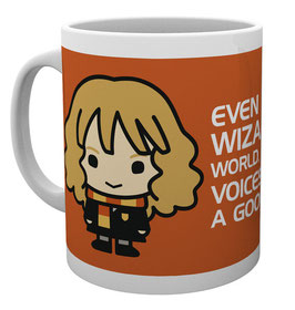 TAZA HARRY POTTER HERMIONE