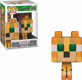 FIGURA POP! MINECRAFT (OCELOT)