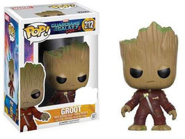 FIGURA POP! GUARDIANES DE LA GALAXIA VOL.2 (ANGRY YOUNG GROOT SUITED)nº 212