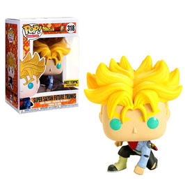 FIGURA POP! DRAGON BALL (SUPER SAIYAN FUTURE TRUNKS) Nº318