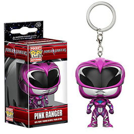 LLAVERO POCKET POP! POWER RANGER (PINK RANGER)