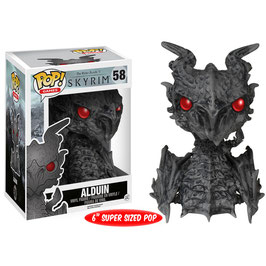FIGURA POP! THE ELDER SCROLLS V SKYRIM (ALDUIN) nº58