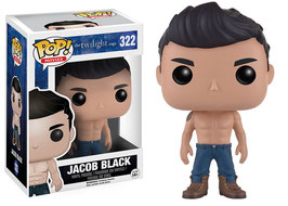 FIGURA POP! CREPÚSCULO (JACOB BLACK) nº322