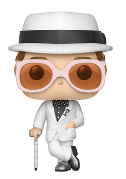 FIGURA POP! ELTON JOHN (ELTON JOHN GREATEST HITS) nº62