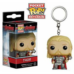 LLAVERO POCKET POP! MARVEL (THOR)