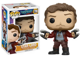 FIGURA POP! GUARDIANES DE LA GALAXIA VOL.2 (STAR-LORD) nº198