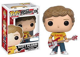 FIGURA POP! SCOTT PILGRIM PLUMTREE TEE