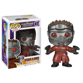 FIGURA POP! GUARDIANES DE LA GALAXIA (STAR-LORD) nº47