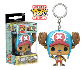 LLAVERO POCKET POP! ONE PIECE (TONY TONY CHOPPER)