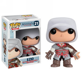 FIGURA POP! ASSASSINS CREED (EZIO) nº21