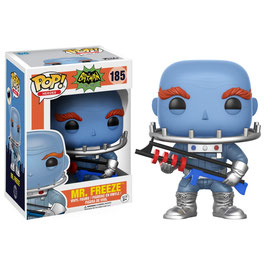 FIGURA POP! BATMAN 1966 (MR. FREEZE) nº185