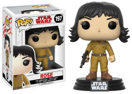 FIGURA POP! STAR WARS EPISODE VIII (ROSE) nº197
