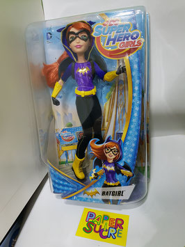 MUÑECA DC SUPER HERO GIRLS BLISTER  (BATGIRL)