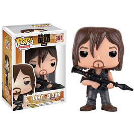 FIGURA POP! THE WALKING DEAD (DARYL DIXON ROCKET LAUNCHER) nº391