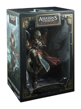 Figura Assassin's Creed IV Black Flag - Edward Kenway Master os the seas