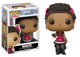FIGURA POP! WESTWORLD (MAEVE) nº458