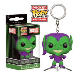 LLAVERO POCKET POP! MARVEL COMICS (GREEN GOBLIN)