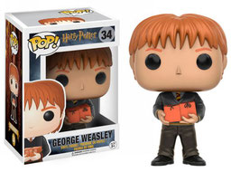 FIGURA POP! HARRY POTTER (GEORGE WEASLEY) nº34