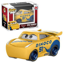FIGURA POP! CARS 3 (CRUZ RAMIREZ) nº284