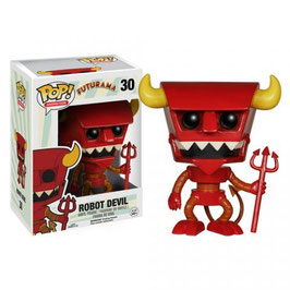 FIGURA POP! FUTURAMA (ROBOT DEVIL) nº30