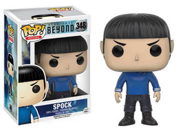 FIGURA POP! STAR TREK (SPOCK) nº348