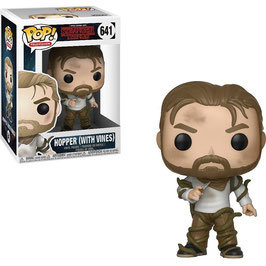 FIGURA POP! STRANGER THINGS (HOPPER WITH VINES)