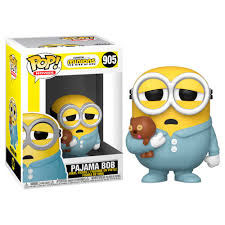 FIGURA POP! MINIONS THE RISE OF GRU (PAJAMAS BOB) Nº905