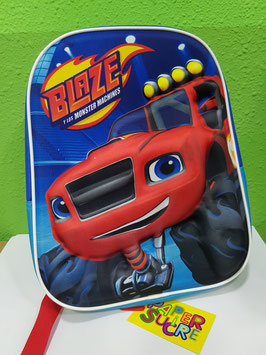 MOCHILA BLAZE Y LOS MONSTER MACHINES