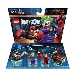 LEGO DIMENSIONS 71229 DC COMICS (TEAM PACK)