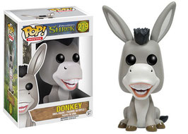 FIGURA POP! SHREK (DONKEY)