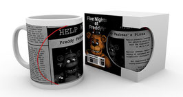 TAZA FIVE NIGHTS AT FREDDY'S (HELP WANTED)
