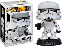 FIGURA POP! STAR WARS (CLONE TROOPER)