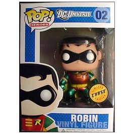FIGURA POP! ROBIN (CHASE LIMITED EDITION)