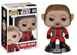 FIGURA POP! STAR WARS (NIEN NUNB) nº82