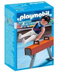 PLAYMOBIL SALTO POTRO 5192