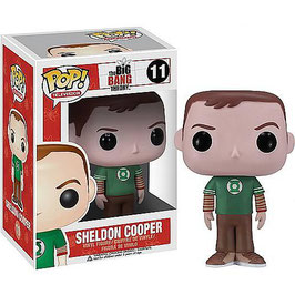FIGURA POP! BIG BAND THEORY (SHELDON COOPER) nº11