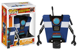 FIGURA POP! BORDERLANDS (CLAPTRAP) Nº44