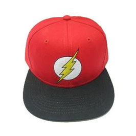 GORRA BÉISBOL THE FLASH CONTRAST