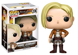 FIGURA POP! ATTACK ON TITAN (ANNIE LEONHART) nº236