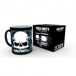 TAZA SENSITIVA AL CALOR CALL OF DUTTY