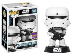 FIGURA POP! STAR WARS ROGUE ONE (COMBAT ASSAULT TANK TROOPER SDCC 2017)