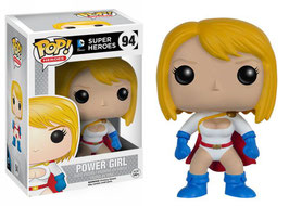 FIGURA POP! DC COMICS SUPER HEROES (POWER GIRL) nº94