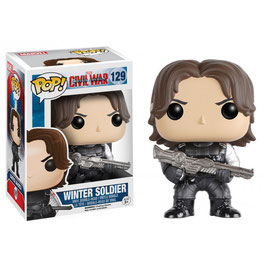 FIGURA POP! WINTER SOLDIER (CIVIL WAR)