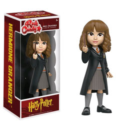 FIGURA FUNKO ROCK CANDY - HARRY POTTER - HERMIONE GRANGER 13CM
