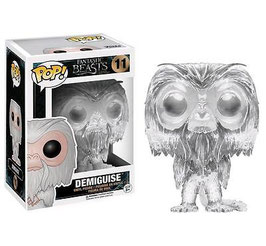 FIGURA POP! ANIMALES FANTASTICOS (DEMIGUISE INVISIBLE) nº11