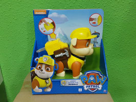 PAW PATROL JUMBO ACTION PUP (RUBBLE)