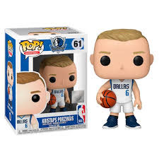 FIGURA POP! NBA DALLAS (PORZINGIS) Nº61