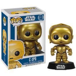 FIGURA POP! STAR WARS (C-3PO) [Caja azul Nº13]