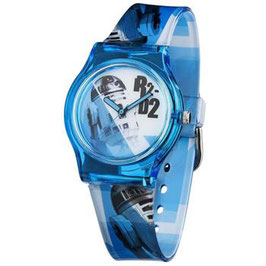 RELOJ STAR WARS QUARTZ R2-D2