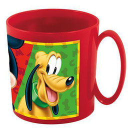 TAZA ROJA MICKEY COLOURS